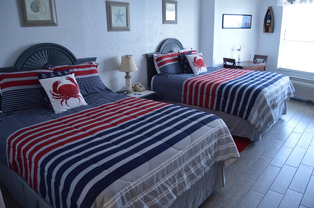 Ocean View North Studio W Two Queen Beds Picture 1